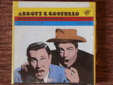 "Super 8mm silent 1x 200'' sealed ""MIDGET CAR MANIACS"" Abbot & CostelIo Orig. Box"