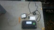 IVECO CHIAVE LETTORE MODULO P/N 500321740 C / CON CHIAVI E CRUSCOTTO ECU
