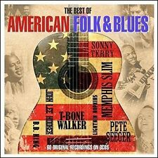 Various - Best of American Folk and Blues Cd3 NOTNOW