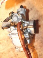 2004 SUZUKI DRZ125   CARBURETOR ASSEMBLY  (LAST RAN AUGUST 2016)