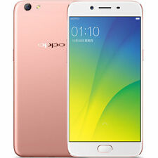New OPPO R9s 64GB/4GB RAM Rose Gold Dual SIM Front/Back 16MP Camera Unlocked