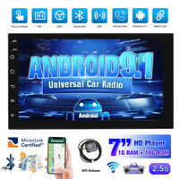 7 inch 2 DIN Car Stereo Radio Android 9.1 MP5 Player WiFi GPS FM USB Head Unit