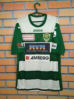 SC Kriens Jersey Match Worn Switzerland Home LARGE Shirt Football Soccer Joma