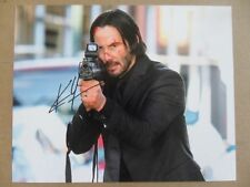 "Keanu Reeves Signed ~Autographed Photo ""John"""