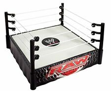 WWE Raw Superstar Ring, Wrestling Rink Wrestler Toy Action Collector Item - NEW