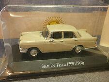 Siam Di Tella 1500 ( Riley 4 1500 ) 1960 in Beige 1/43rd Scale