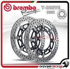 Coppia Dischi Freno Brembo T-Drive ø320 Suzuki GSX-R (GSXR) 600 K6 2006>2007