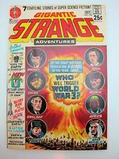 Strange Adventures #226 (Vf) 8.0 Dc Bronze Age 1970, 68 Page Issue