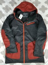 O'Neill BNWT 10K Snowboard Escape Series Jacket Hoodie Sz L Long Coat Oneill
