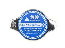 KOYO HYPER RADIATOR CAP FOR SCION FRS SUBARU BRZ TOYOTA GT86 BLUE