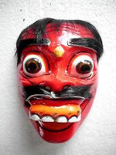 Máscara de madera Wayang Topeng de Bali, NMST165X