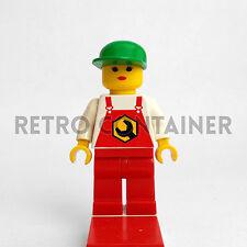 LEGO Minifigures - Mechanic - rep002 - Vintage Town Omino Minifig Set 6434