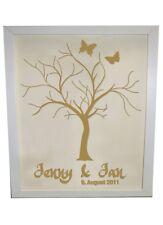 ♥ Wedding Tree Gästebuch zur Hochzeit♥