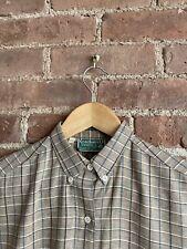 Vintage Viyella Cacharel Womens Shirt Sz 36/6 France Cotton/Wool