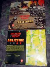 RARE  Omega Games - Eastern Front Solitaire - Germany's Campaign in Russia (UNP)