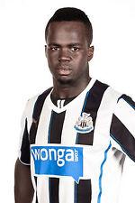 Football Photo>CHEICK TIOTE Newcastle United 2013-14