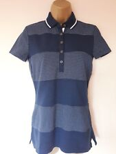 LADIES TOMMY HILFIGER POLO SHIRT IN EXCELLENT CONDITION! NAVY, WHITE