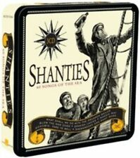 Shanties Songs of The Sea 0698458658623 Various