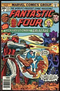 FANTASTIC FOUR #175-Galactus/High Evolutionary-John Buscema Art-1976