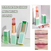 Magic Jelly Flower Lipstick Color Temperature Change Moisturizer Bright Lip Balm