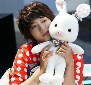 Korean TV Drama You are Beautiful Rabbit Pig Doll Stuffed Plush Toy BirthdayGift