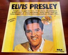 Elvis Presley  Le Disque D'or  1977  RCA 6886 807  French Import  Vinyl LP  VG+