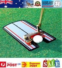 Tour Mirror Putting Alignment Golf Training Aid Optimal Path & Stance