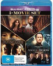 Inferno  / Angels & Demons / The Da Vinci Code