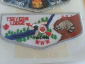 Tseyedin Lodge 65 1990 NOAC