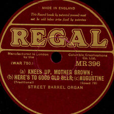 """Street Barrel organo """"strade-Orgel"""" knees Up, Mother Brown-Here 'S..../s8196"""