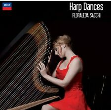 Floraleda Sacchi - Harp Dances [New CD]