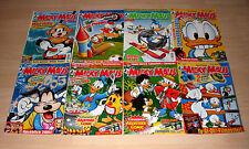 8 x Micky Maus Hefte Comics von 2004 Walt Disney Nummern 1 4 5 6 35 36 37 40