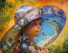 ANATOLIAN JIGSAW PUZZLE HAT OF TIMELESS PLACES JOSEPHINE WALL 1500 PCS