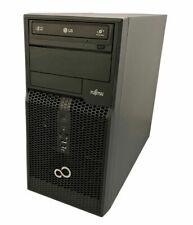 Gaming PC Fujitsu P510 i5 4x 3.20GHz DVD 4GB - 16GB RAM  NVIDIA GeForce GT 710