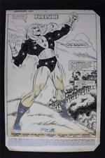 Avengers Annual #11 Splash Page #1 (Original Art) 1982 Al Migrom Marvel
