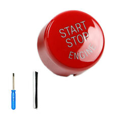 Red Engine Start Stop Switch Button Cover Fit for F Chassis F32 F12 F10 F26 G30