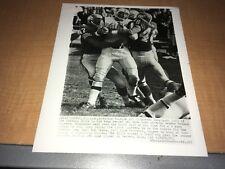 Denver Broncos vs. Buffalo Bills 1963 AP Football Wire Photo
