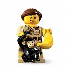LEGO #8805 Mini figure Series 5  ZOOKEEPER