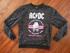 Ac/Dc For Those About to Rock We Salute You. British Tour 1982 Longsleeve size L