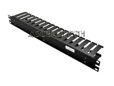 Panduit Patchlink 1.72X3.1X19In Horizontal Rack Spase Cable Manager Wmpfs Usa