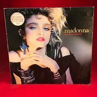 MADONNA Madonna The First Album 1985 UK Vinyl LP EXCELLENT CONDITION same