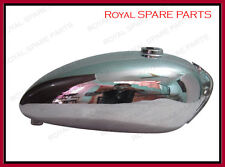Royal Enfield Trials Chrome Steel Petrol Tank
