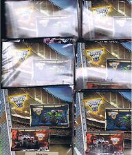 6 x Monster Jam - Grave Digger / Monster Mutt  - Polyester/Cotton pillowcases