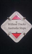 Truck Flip Signs Metal ( 15 Signs )