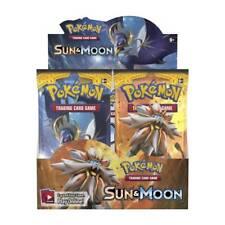 Pokemon TCG x9 Booster Packs Sun & Moon Base Set 1/4 Booster Box SKU#153