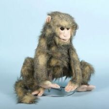 "Japanese Snow MONKEY PUPPET - 15""  #NP8069M ~ FREE SHIPPING/USA ~ Sunny Puppets"