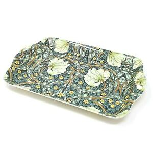 William Morris Pimpernel Floral Small Kitchen Top Saver Serving Tray 20cm UK