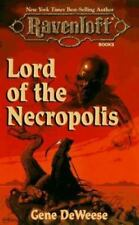 Ravenloft LORD OF THE NECROPOLIS by Gene DeWeese (1997, Paperback) FREE SHIPPING