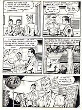 CUISINE CHINOISE (RAOUL GIORDAN) PLANCHE ORIGINALE VIGOR ARTIMA PAGE 26