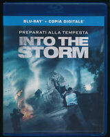EBOND Into the Storm BLU-RAY  NON CONTIENE COPIA DIGITALE D560808